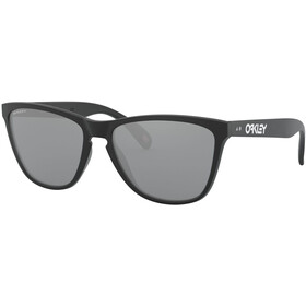Oakley Frogskins 35th Anniversary Sunglasses Women matte black/prizm black